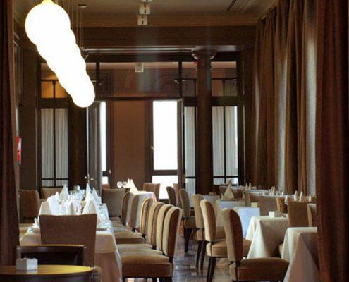 Restaurante hotel Ada Palace