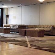 Lobby entrada del parador