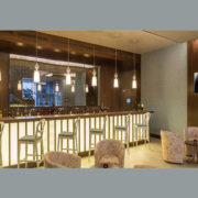 Bar del hotel Hilton Garden INN