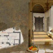 Lámina proyecto hotel el balcón de Córdoba
