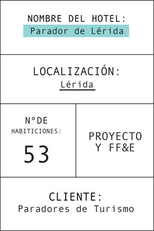 Ficha Parador de Lérida