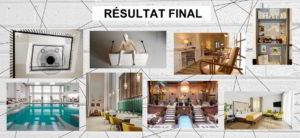 3. DESIGN D' INTÉRIEUR: Résultat final