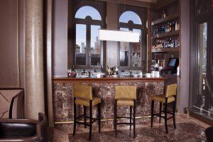 Bar de día del hotel