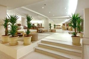 Salón principal del hotel