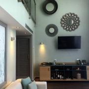 salón habitación platinum