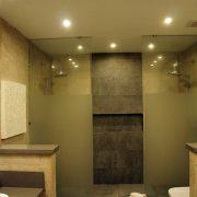 Cuarto de baño habitación privileged