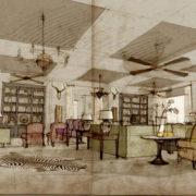 Proyecto del salón