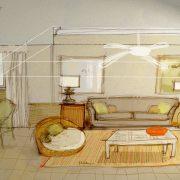 Proyecto, dibujo 2 suite