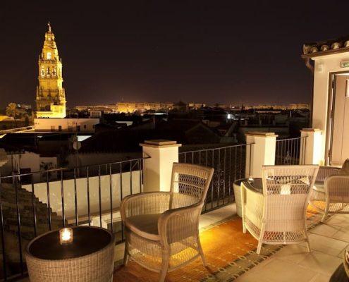 Terraza bar el balcón de Córdoba