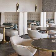 rincón del Exsecutive lounge del hotel Hilton Tánger