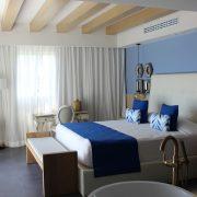 Habitación suite azul