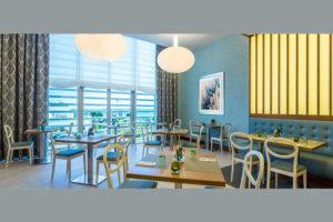 Restaurante hotel Hilton Garden INN