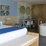 Suite con baño incorporado