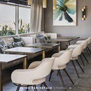 Exsecutive Lounge del Hilton Tánger