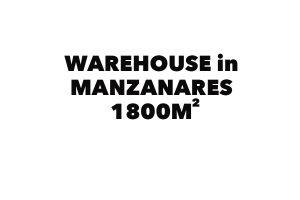 almacén en Manzanares inglés