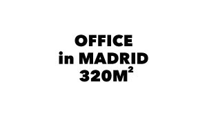 oficina en Madrid inglés