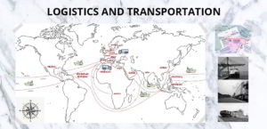 second stage of contract, logístics y transportation
