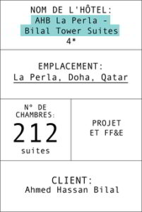 Fiche Bilal suites Tower