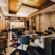 Bar recepción del lobby