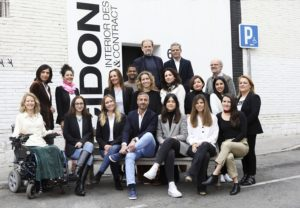 Our team in Madrid